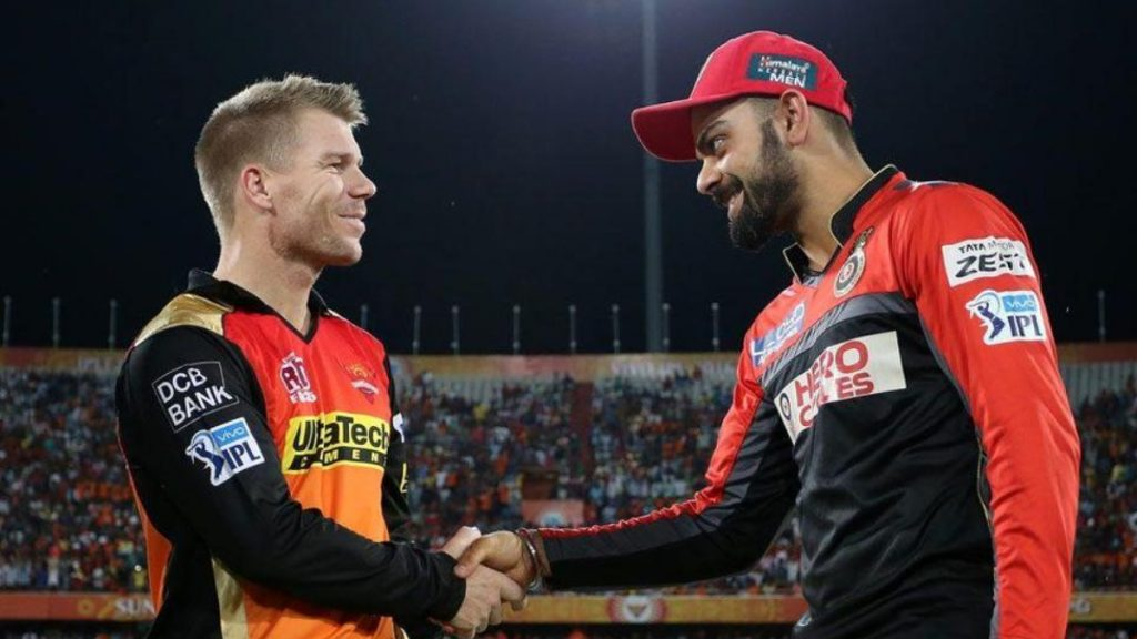 RCB vs SRH Predictions IPL 2021