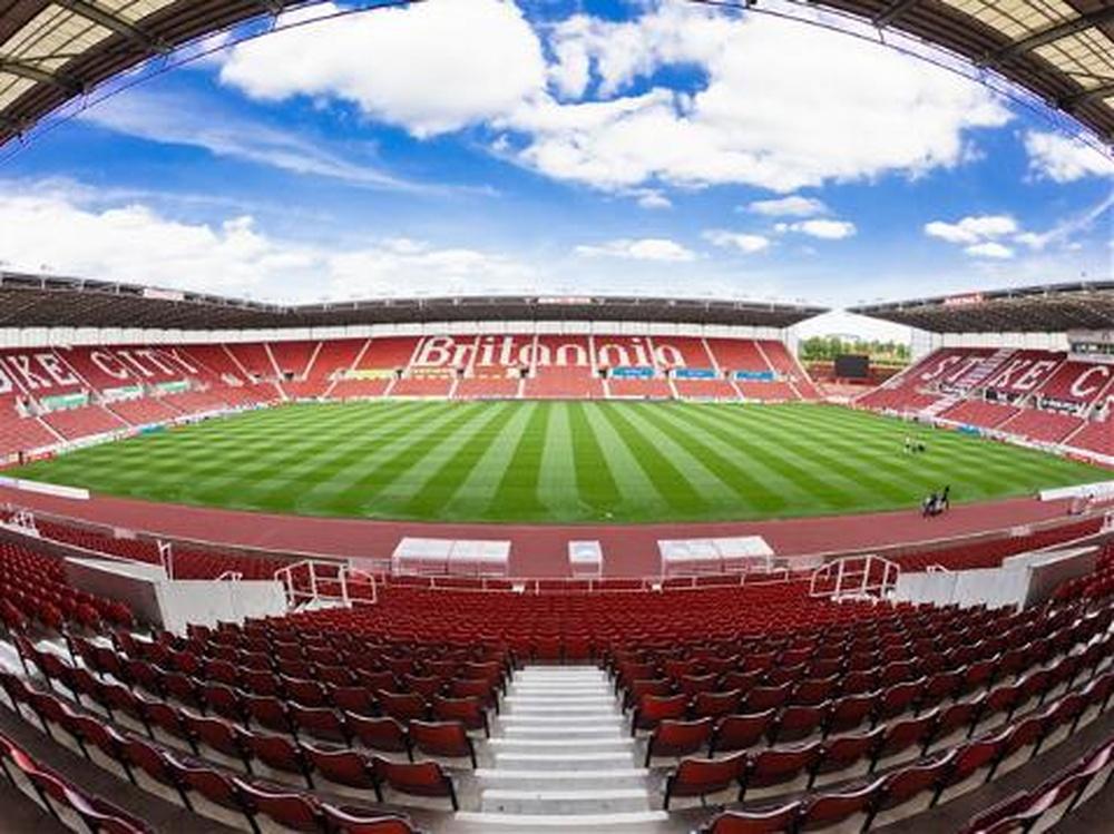 Stoke City vs West Bromwich